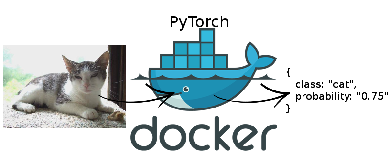 PyTorch GPU inference with Docker and Flask :: Päpper's
